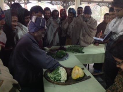 কৃষক প্রশিক্ষন ২০১৪ টাংগাইল